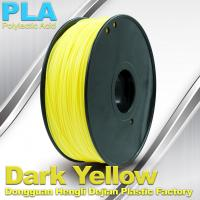 Wholesale Diameter 1.75mm / 3.0mm 1.0KG / roll PLA Filament For 3F Printer In Stock from china suppliers