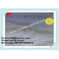 Wholesale Cancer Treatment Steroid Exemestane / Aromasin from china suppliers