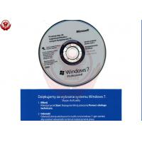 Wholesale Microsoft Office Pro W7 Coa Windows 7 Professional Full Version With Genuine COA Key Sticker from china suppliers