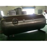 Wholesale Industrial Stainless Steel Air Compressor Receiver Tanks Double Sided Welding from china suppliers