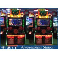 Special Design Fiberglass Material Electronic Shooting Arcade Machines For Kids for sale