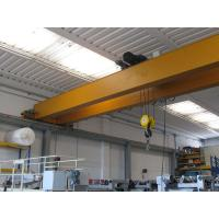 Buy cheap 10 Ton Electric Overhead Crane Light Weight Construction And Heavy Weight from wholesalers