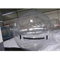 Wholesale Transparent Inflatable Water Toys , Jumbo Crazy Water Ball for Kids from china suppliers