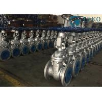 Wholesale Flexible Wedge Industrial Gate Valve API600 Handwheel Operation WCB Material from china suppliers