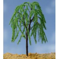 Buy cheap model Willow trees,artificial trees,plastic mini tree,architectural model trees,fake trees,scale willow trees from wholesalers