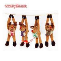 Wholesale Christmas Mini Toy Deer Toy (TPJR0282) from china suppliers