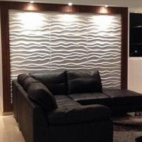 Buy cheap 3D Board Wallpaper with Wave Effect from wholesalers