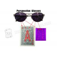 Wholesale Fashionable Perspective Glasses For Backside Marked Playing Cards from china suppliers