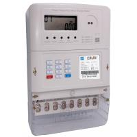 Buy cheap Ultrasonic Welded 3 Phase Electric Meter , 3 Element 4 Quadrant STS Prepayment Meter from wholesalers