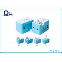 Colorful Usb Power Charger Adapter With Single USB Port And  LED Indicator for sale