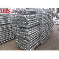 Wholesale 150cm Carbon Steel Cuplock Scaffolding System 80μM-100μM HDG Thickness from china suppliers
