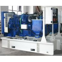 China 45kva - 800kva Silent Diesel Generator Naturally aspirated Low Fuel Consumption on sale