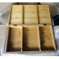 Wholesale bamboo box for knife set bamboo gift box 500mm from china suppliers