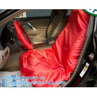 Buy cheap car seat cover/FABRIC seat cover/non-woven car seat cover,Auto Repair Disposable from wholesalers