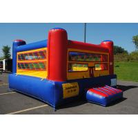 Wholesale Durable PVC Sports Games Outdoor Inflatable Boxing Ring Bouncer for Rent from china suppliers