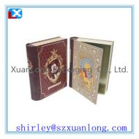 Quality Book Shape Tins Packaging For Candy for sale