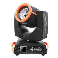 China Orange 230w 7r Sharpy Beam Moving Head Glass Gobos Stage Lights with Rainbow Effect Prism on sale