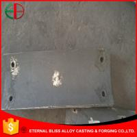 Wholesale ASTM A532 Cl-D Ni HiCr Arc Wear Plates for Chute Liners EB10017 from china suppliers