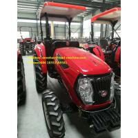 Wholesale 4WD YTO Engine 73.5KW 100hp 4 Wheel Drive Tractors / Agriculture Equipment from china suppliers