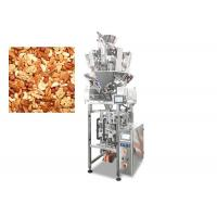 Wholesale Automatic Stand Up Multihead Weigher Packing Machine For Nut / Apple Ring from china suppliers