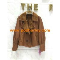 China Factory Supplier!!! wholesale woman leather jackets for sale