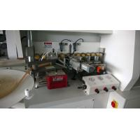 Wholesale Multi Purpose Auto Edge Banding Machine , Cabinet Kitchen Wood Edger Machine from china suppliers