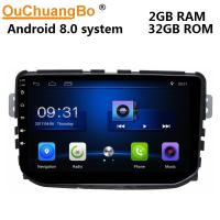 Buy cheap Ouchuangbo car audio gps nav android 8.0 stereo for Great Wall Haval H2 support from wholesalers