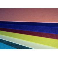 Wholesale 20mm Polyester Acoustic Panels with Embossed , Needle Punched from china suppliers
