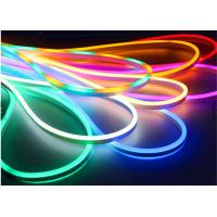 Wholesale Red Green Blue LED Neon Rope Light Soft Texture 120 Degree Beam Angle from china suppliers