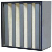 Quality Mini-pleat ULPA filter for clean room for sale