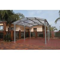 Buy cheap Sunor 19x10 Canopy / Patio Cover Made Of Strong Aluminum Frame , 10 mm Polycarbonate Sheet from wholesalers