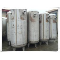 Wholesale 800 Gallon Carbon Steel Replacement Air Compressor Tank High Pressure Filter Separator from china suppliers