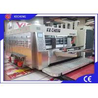 China High Efficiency Flexo Corrugated Machine  CE Approved on sale