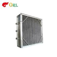 Wholesale Power plant hot water boiler Plate Type Boiler Air Preheater Alloy Steel , Boiler APH Energy Saving from china suppliers