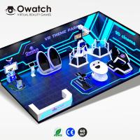 Quality VR theme Park Manufacturer, Self-developed Software and Full series of Popular for sale