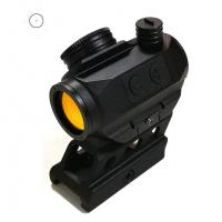 Buy cheap HD-27M2 Matte Black1x20mm Waterproof 3 MOA 5mw Red Dot Sight For Both Real Gun from wholesalers