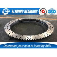 High Precision Mounting Crossed Roller Excavator Slewing Bearing For Hitachi