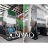 Automatic Plastic Crushing Machine 75KW , Plastic Shredder Machine for sale