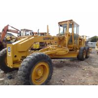 Wholesale Used Motor Grader Caterpillar 14G from china suppliers