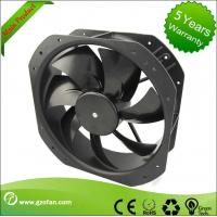 Wholesale Resemble EBM-past 24V DC Axial Fans 120W HVAC Industry Sheet Steel 254*89 from china suppliers