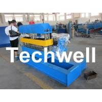 Wholesale Hydraulic Custom PLC Control Roof Curving Machine With Speed Adjustable from china suppliers