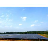Quality Stainless Steel SUS304 Solar Panel Ground Mounting Systems Ground Plant Pile for sale
