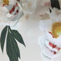 Wholesale High Twist Chiffon Fashion Print Fabric 75dx75d Yarn Count Environmental Printing from china suppliers