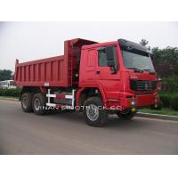 Buy cheap SINOTRUK HOWO SERIES 6X6 FULL WHEEL TIPPER TRUCK from wholesalers