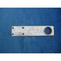 "Quality 5/4""galvanized steel sheet cooper alloy bearing plate bearing for Green house for sale"