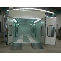 Wholesale Cheap car paint room, auto spray painting booth oven,one year guarantee period from china suppliers