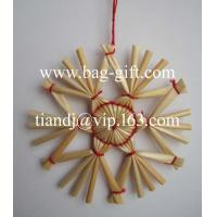 Wholesale Straw Christmas decorations and Yarn & Felt decorations from china suppliers