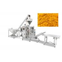 Wholesale Automatic Turmeric Powder Packaging Machine 200g / 500g Each Bag PLC Control from china suppliers