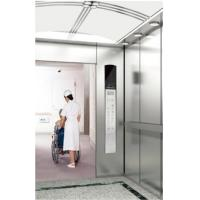Wholesale Fuji VVVF Drive Hospital Bed Elevator / Lift Loading Capacity 1600 - 2000KG from china suppliers