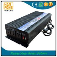 Wholesale High Frequency Solar UPS Inverter  3000W With Rechargeable Battery Charger from china suppliers